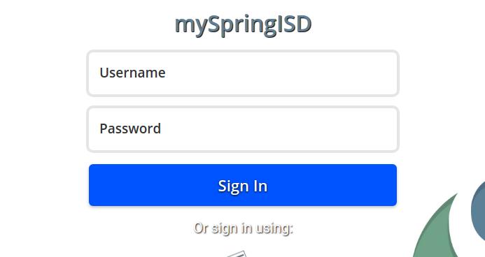 myspring logo