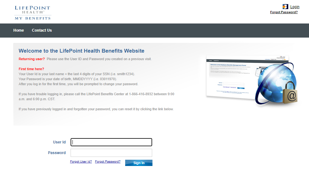 Capella Benefits Login