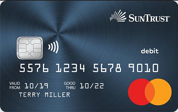 suntrust card logo